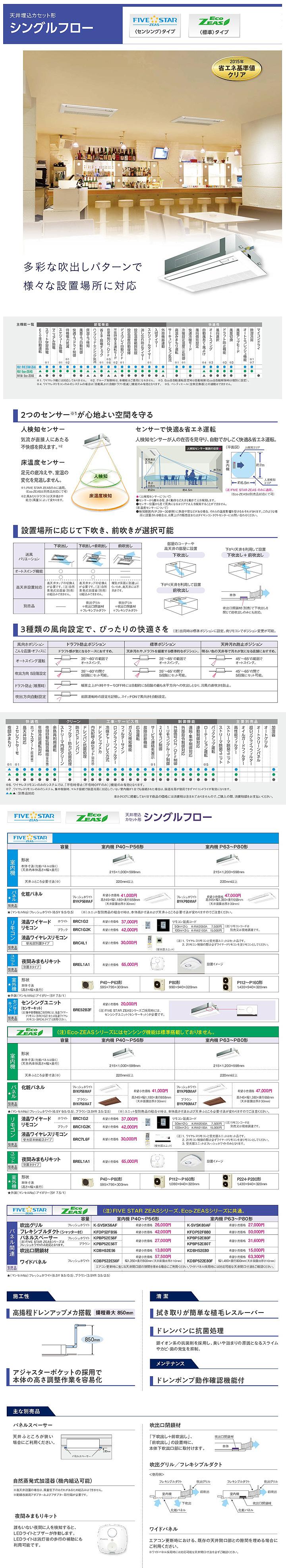 ダイキン SSRK112BCND 業務用エアコン