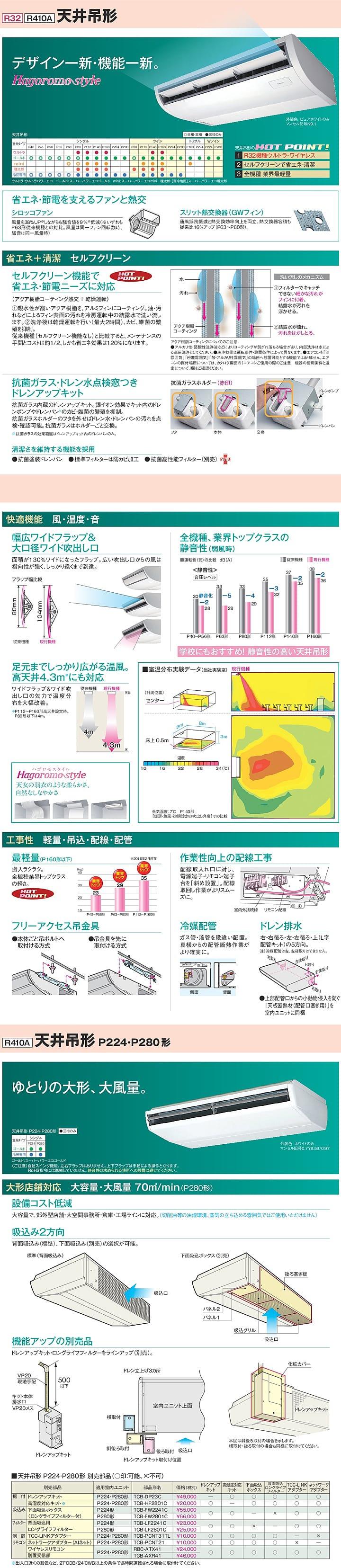 東芝 ACRA05087JX 業務用エアコン