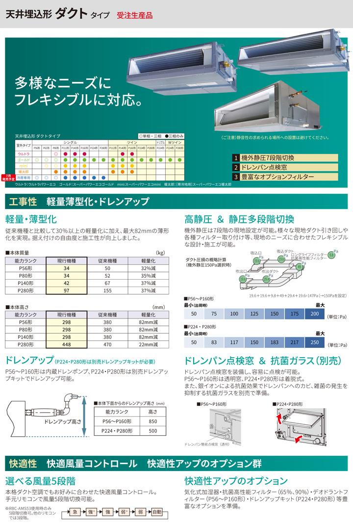 東芝 RDRA06333M 業務用エアコン