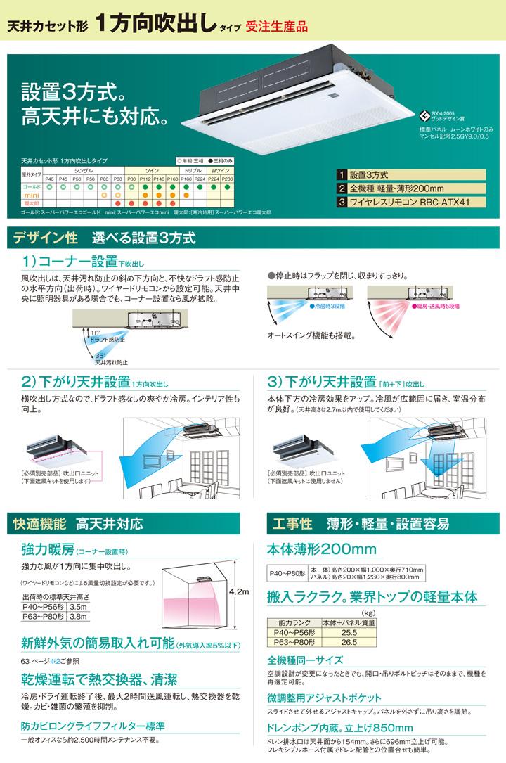 東芝 RSHB08031M 業務用エアコン