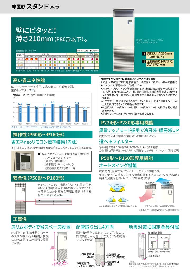 東芝 業務用エアコン RFSA08033JBU