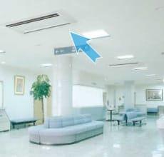 三菱電機 PLZX-HRMP140LR 業務用エアコン