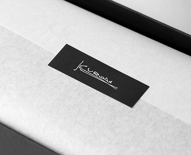クロダ ブランド化粧箱5