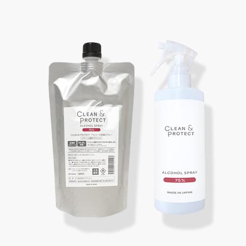 CLEAN&PROTECT クリーン&プロテクト