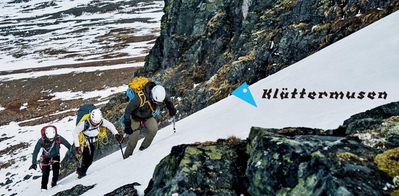 Klattermusen(クレッタルムーセン)は極寒の極地から、熱帯の原生林まで登山家やハイカーが安心して快適に使用できるガーメンツを提供していきます。