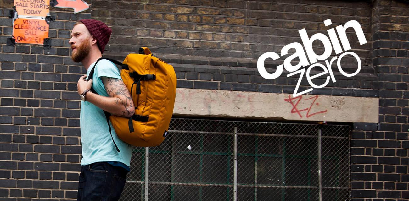 CANBINZERO(キャビンゼロ)はイギリス出身のデザイナーNeil Vardenが1993年からインドへ旅することがきっかけで生まれブランド。