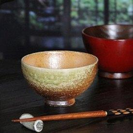 古信楽飯茶碗