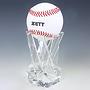 野球ボール記念スタンド