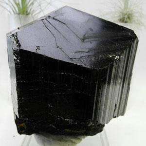 トルマリン柱状結晶原石