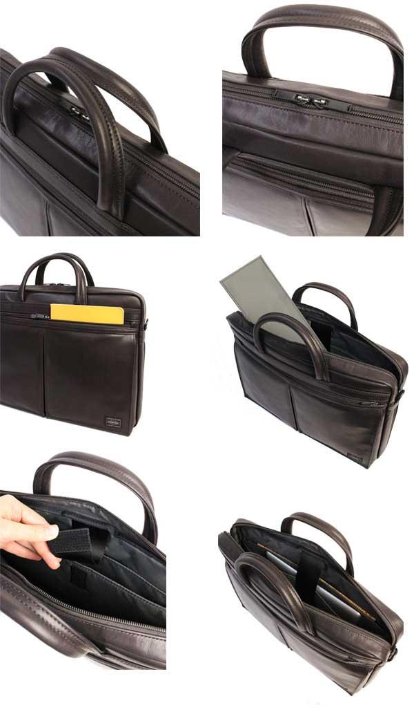 ポーター アメイズ ビジネスバッグ 022-03785 ディティール02