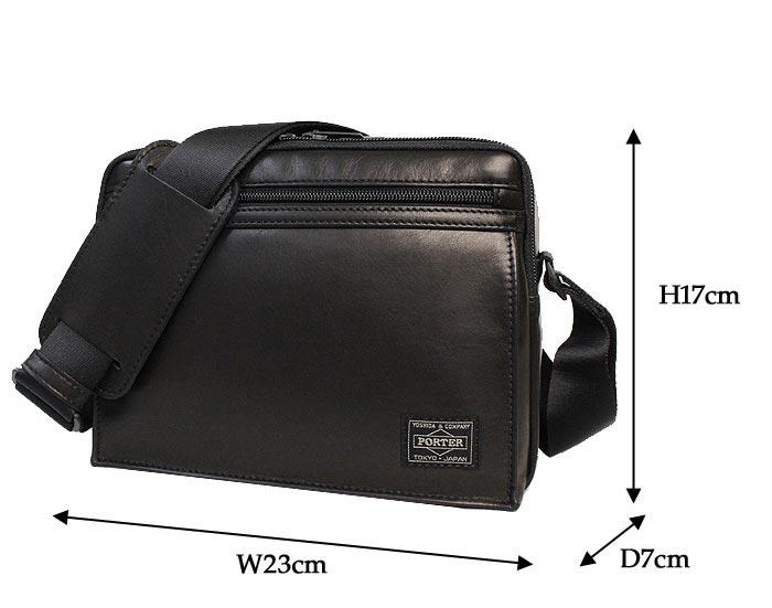ポーター アメイズ ショルダービジネスバッグ 022-03791 サイズ