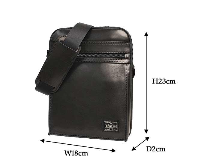 ポーター アメイズ ショルダーバッグ 022-03794 サイズ