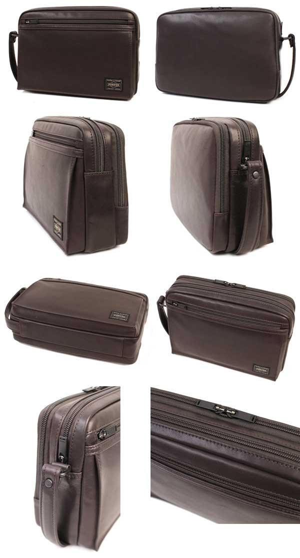 ポーター アメイズ セカンドバッグ 022-03797 ディティール01