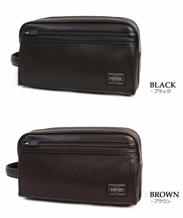 ポーター アメイズ セカンドバッグ 022-03798 カラー