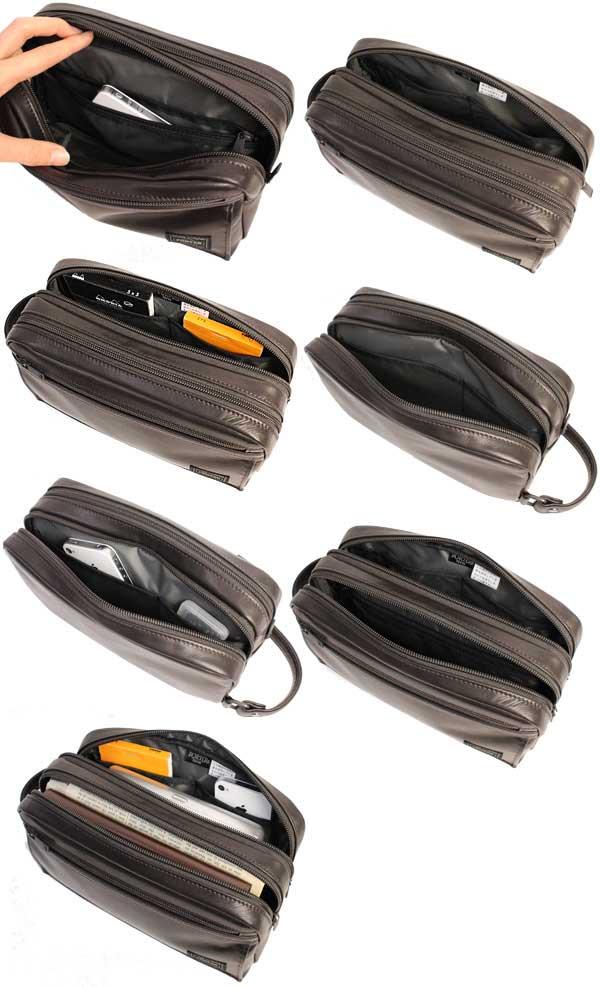 ポーター アメイズ セカンドバッグ 022-03798 ディティール02