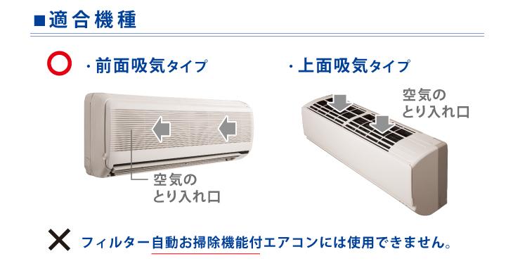 エアコン用フィルター