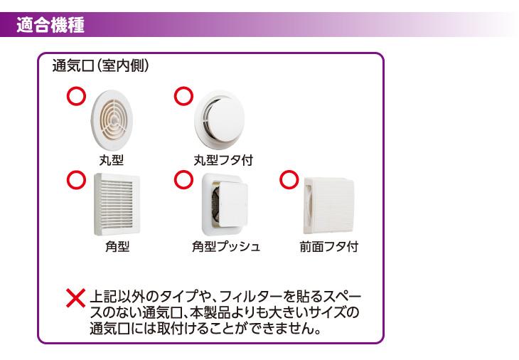 アレルブロックフィルター PM2.5対応