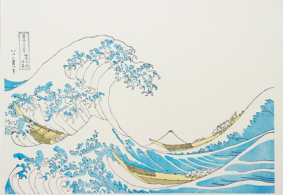 波に迫力が出る