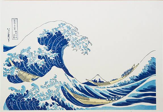 波にうねりが出る