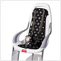 Qibbel Rear Seat Carrier Set(ホワイト) キュベルリアシートキャリアセット(後乗せ用)