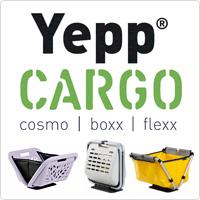 Yepp CARGO イエップカーゴ(自転車用バスケット)