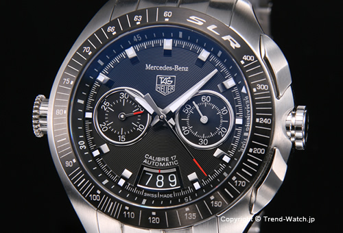 Tag Heuer Type Slr For Mercedes Benz