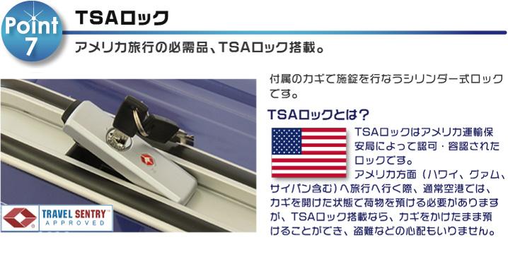 TSA���b�N