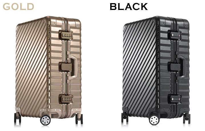 外装 ゴールド&ブラック