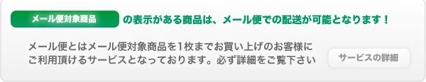 メール便対応商品(大)