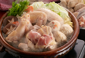 妻地鶏 鍋セット
