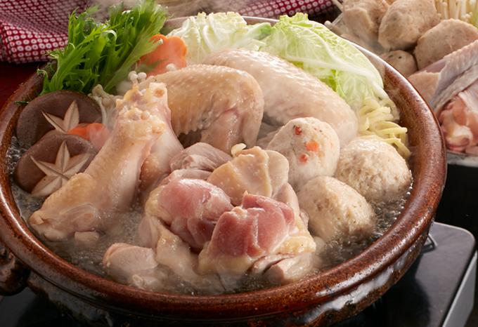 妻地鶏 鍋セット(3~4人前)