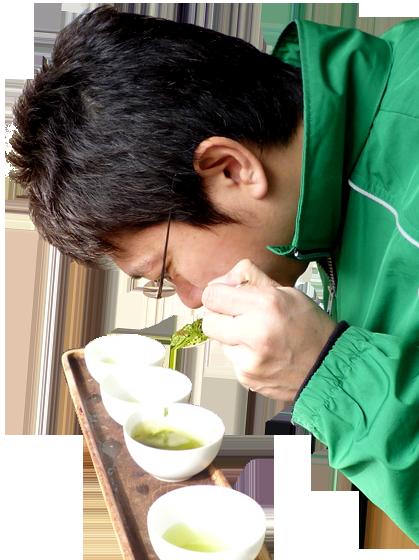 日本一の茶師がおいしいお茶をお届けします