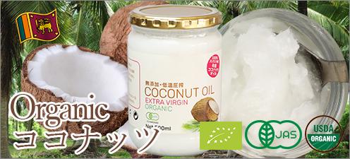 ココナッツ製品特集