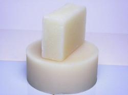 手作り石鹸ローズマリーサイズ比較