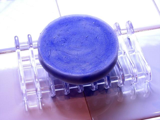 アンティアン手作り洗顔石鹸用石鹸置きソープサーバー丸