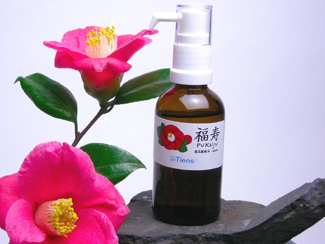 無添加化粧オイル アンティアン保湿オイル「ラベンダー&椿油〜福寿」