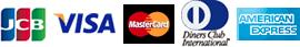 取り扱いカード:JSB VIZA MASTER Diners AMEX