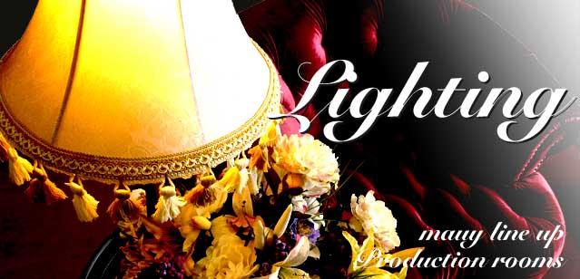 CALlighting社 輸入ランプ、フロアランプ