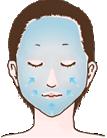 ヴィヴィアーニ肌真水のご使用方法2