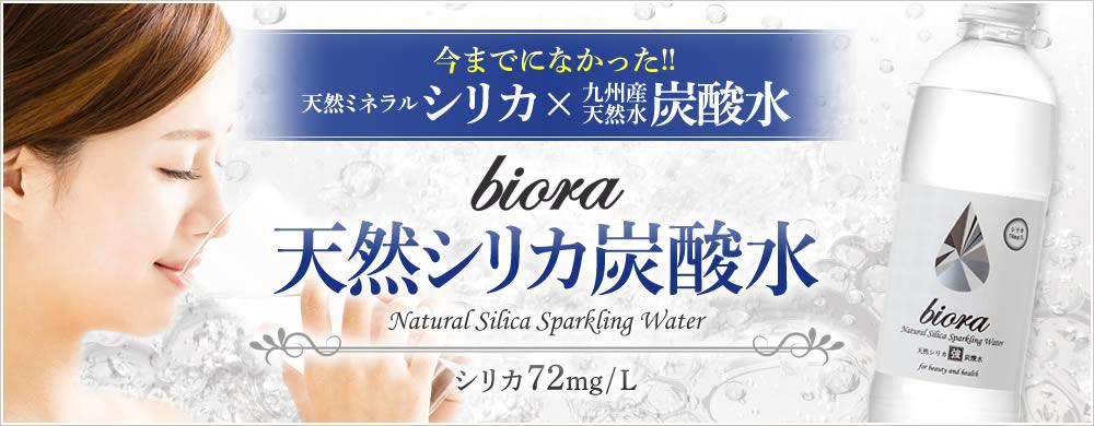 天然炭酸シリカ水