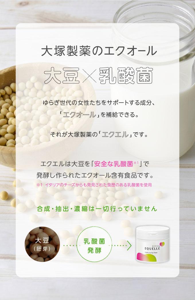 大豆x乳酸菌