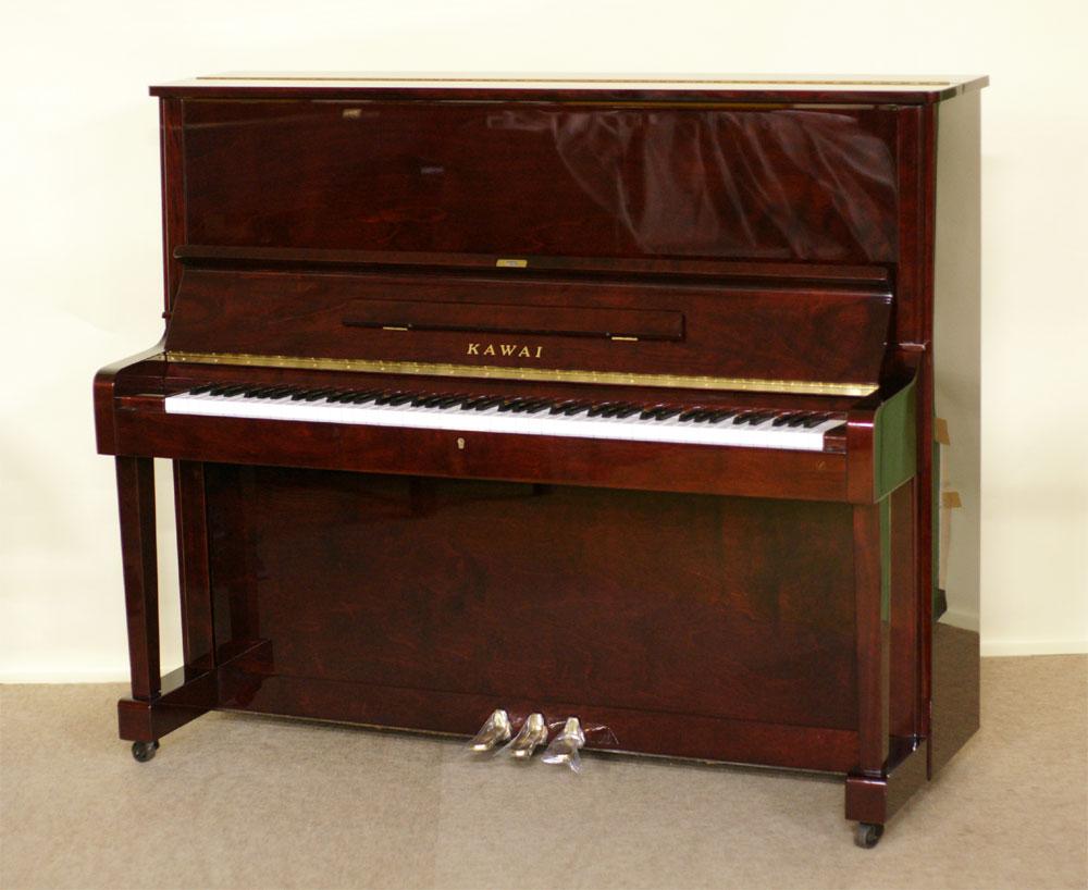 Kawai Upright Pianos >> Kawai Kawai Upright Piano Kl 502
