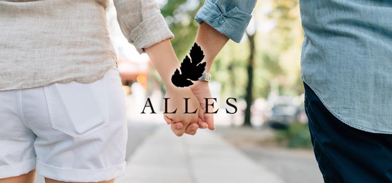 アレス(ALLES)のブランドカテゴリー