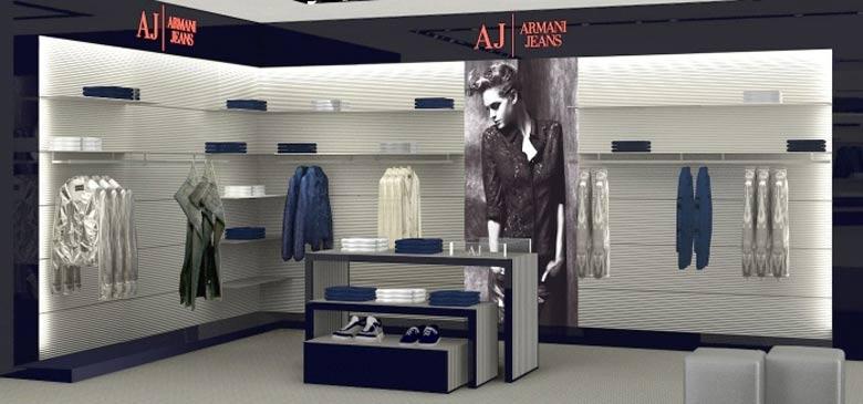アルマーニジーンズ(Armani Jeans)のブランドカテゴリー