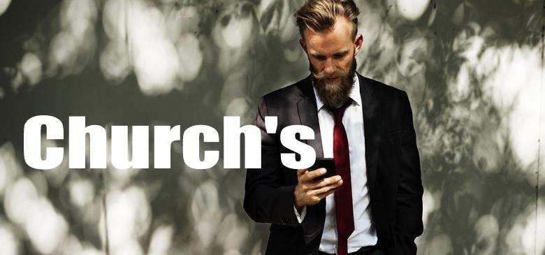 チャーチ(Church's)のブランドカテゴリー