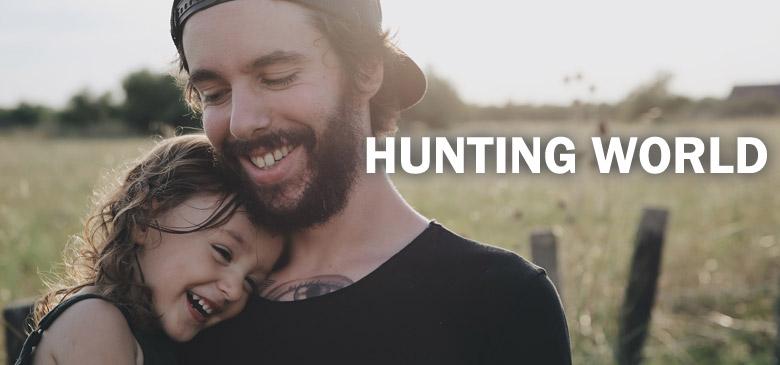 ハンティングワールド(HUNTING WORLD)のブランドカテゴリー