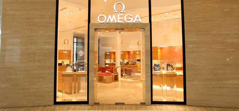 オメガ(OMEGA)のブランドカテゴリー