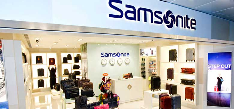 サムソナイト(Samsonite)のブランドカテゴリー