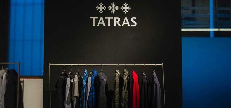 タトラス(TATRAS)のブランドカテゴリー
