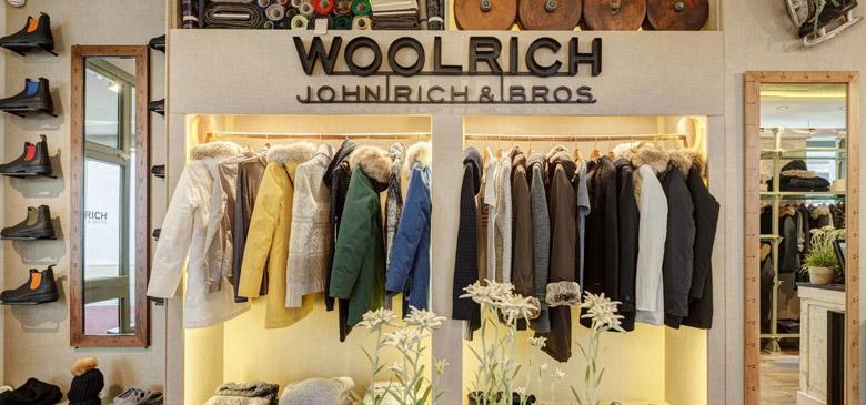 ウールリッチ(WOOLRICH)のブランドカテゴリー